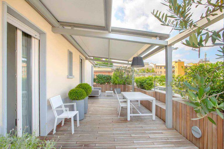 Ombreggiare il terrazzo: sei soluzioni per il tuo outdoor